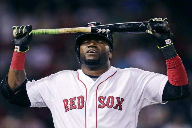 David Ortiz... (Photo Charles Krupa, AP)