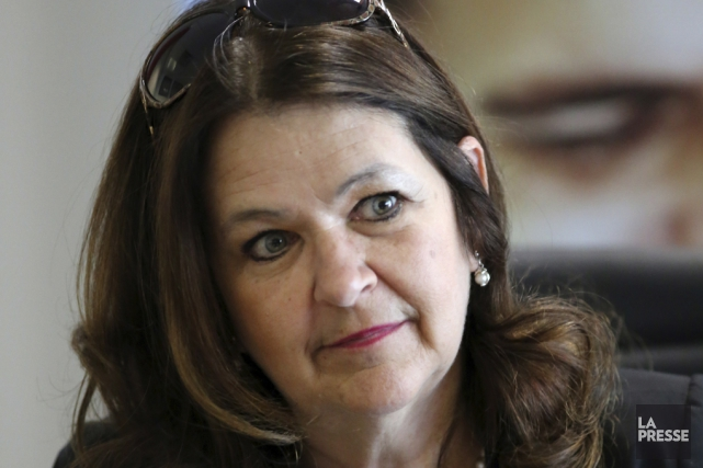 La présidente de l'UMQ, Suzanne Roy.... (Photo Alain Dion)
