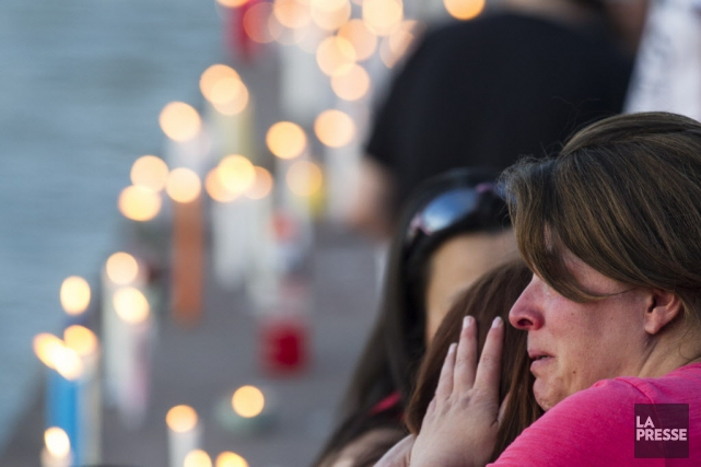 Les recherches pour retrouver la victime, infructueuses jusqu'à... (PHOTO EDOUARD PLANTE-FRECHETTE, ARCHIVES LA PRESSE)