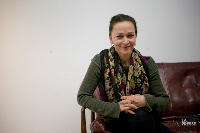 Sylvie Drapeau... (La Presse, David Boily)