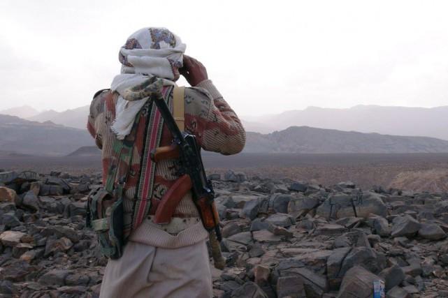La situation humanitaire au Yémen, soumis à un... (Photo AFP)