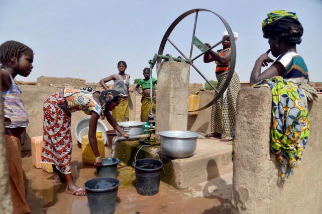Le Burkina Faso est régulièrement frappé par des... (PHOTO ISSOUF SANOG, AFP)