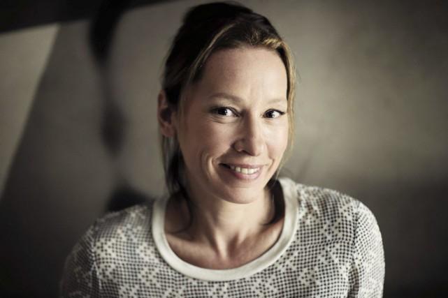 Emmanuelle Bercot, réalisatrice de La tête haute.... (PHOTO LIONEL BONAVENTURE, ARCHIVES AFP)