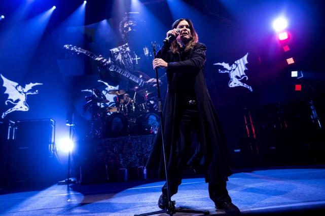 Ozzy Osbourne... (Archives AP)