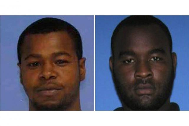 Les motivations des assaillants n'ont pas été précisées,... (Photo Mississippi Bureau of Investigation)