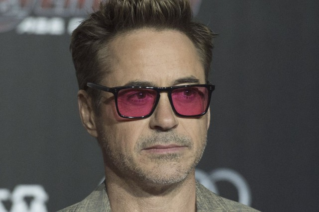 Robert Downey Jr.... (Archives AFP)