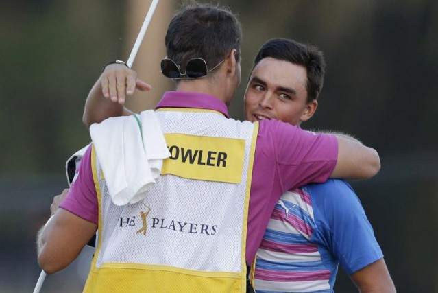 Rickie Fowler... (Photo Chris O'Meara, AP)