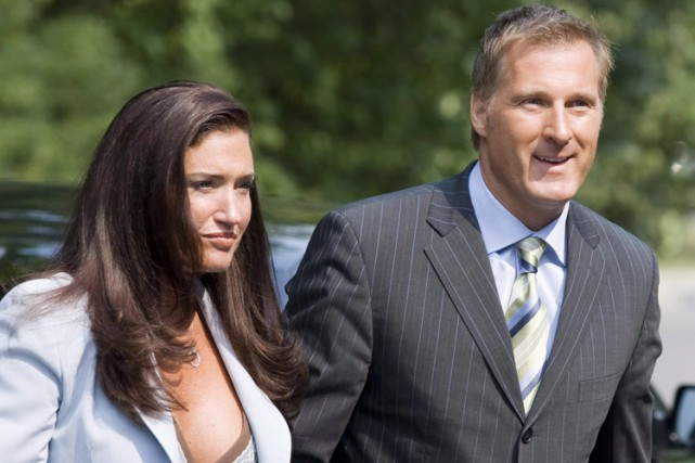 Avant l'affaire impliquant Julie Couillard et Maxime Bernier,... (Archives PC)