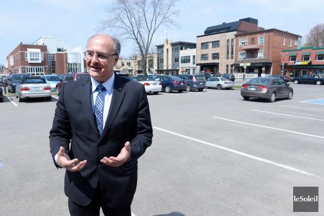 Le conseiller municipal Paul Shoiry affirme que depuis... (Le Soleil, Jean-Marie Villeneuve)