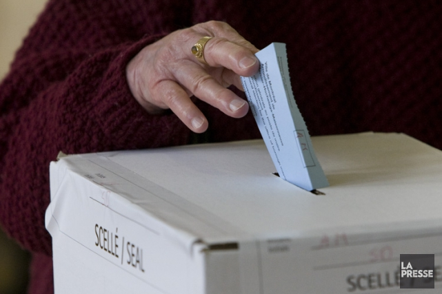En 2012, six chefs d'accusation pour fautes électorales... (Archives La Presse, Robert Skinner)