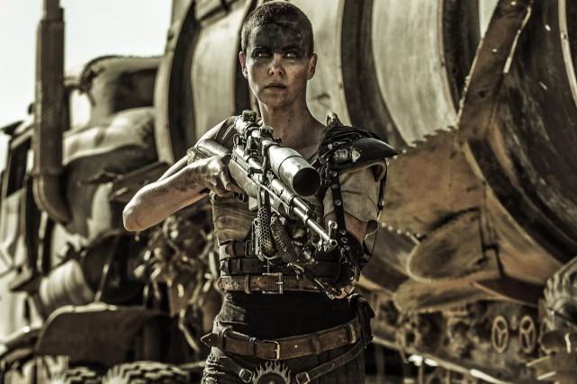 Charlize Theron aura 40 ans au mois d'août. La maturité de la quarantaine lui... (Photo: fournie par Warner Bros.)