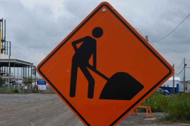 À Trois-Rivières, la valeur des permis de construction a bondi le mois dernier,...