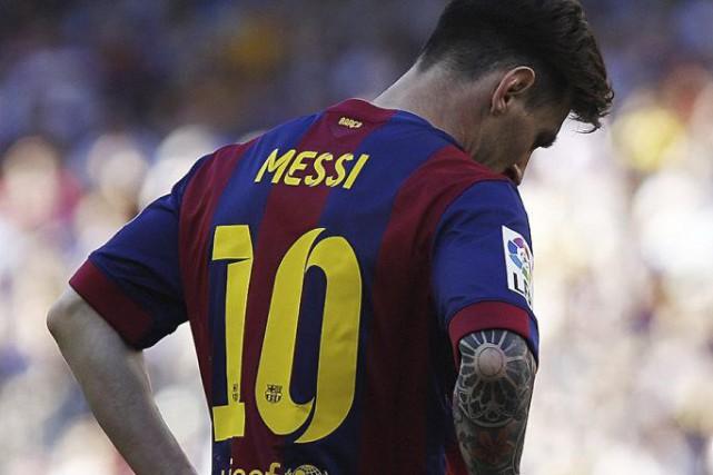 Lionel Messi... (PHOTO QUIQUE GARCIA, ARCHIVES AGENCE FRANCE-PRESSE)