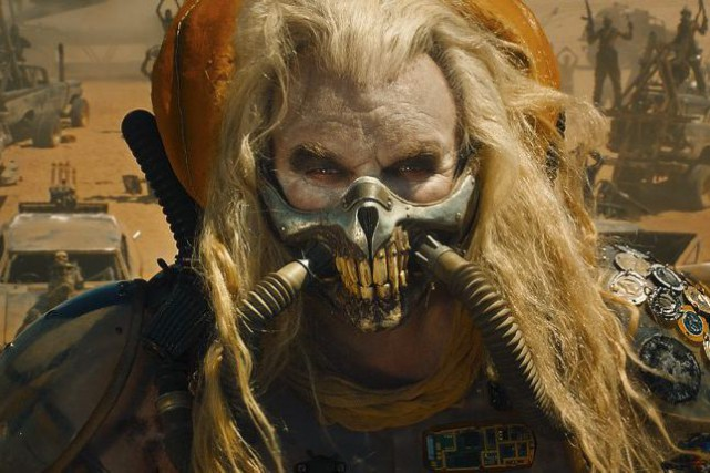 Immortan Joe (Hugh Keays-Byrne)... (Photo: fournie par Warner Bros.)