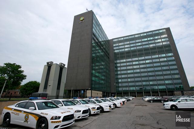 Lequartier général de la Sûreté du Québec, à... (PHOTO FRANÇOIS ROY, ARCHIVES LA PRESSE)