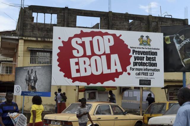 À lui seul, le Liberia a enregistré 10... (PHOTO FRANCISCO LEONG, ARCHIVES AFP)