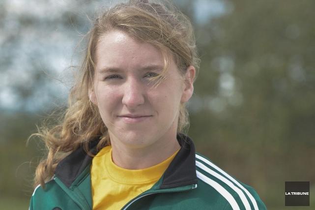 Pour la première fois dans son histoire, l'équipe féminine de soccer du Vert &... (Archives, La Tribune)