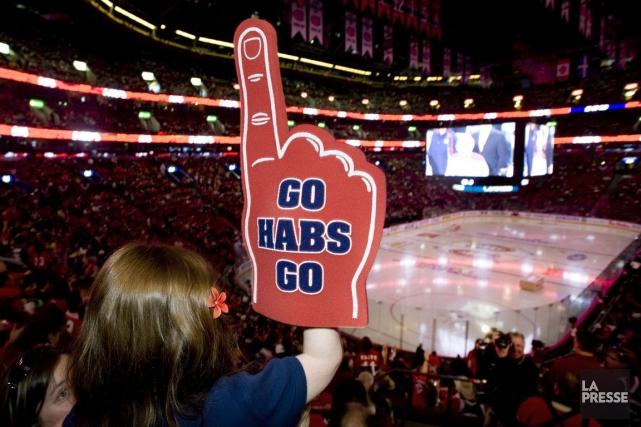 Une victoire du Canadien provoquerait la tenue d'une... (Photo Graham Hughes, archives PC)