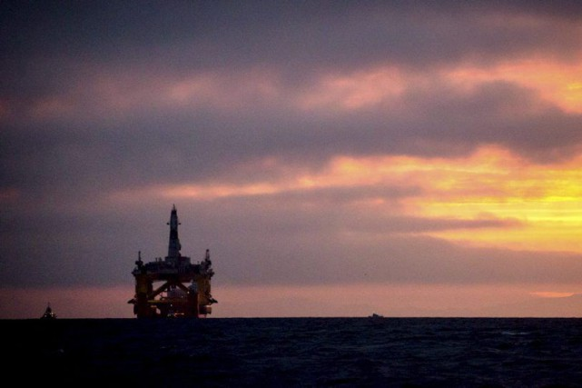 Le programme d'exploration de Shell en Alaska a... (PHOTO ARCHIVES AP)