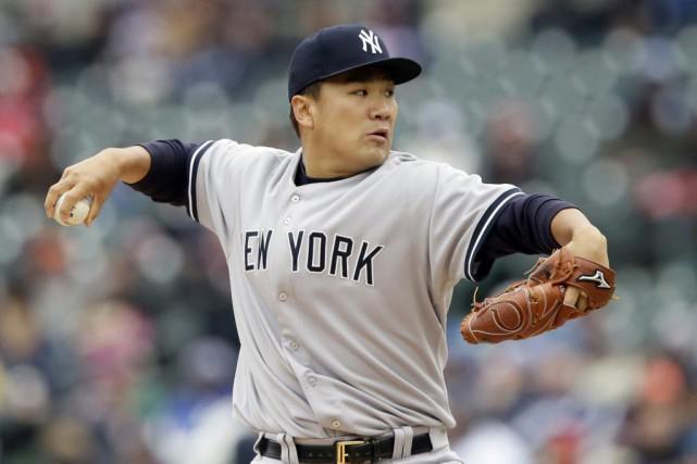 Masahiro Tanaka... (Photo Carlos Osorio, AP)