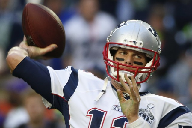 Tom Brady... (Photo Lucy Nicholson, archives Reuters)