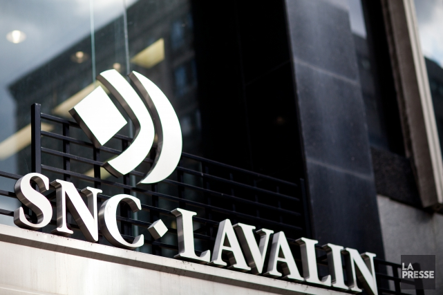 Le dossier de SNC-Lavalin, visée par des accusations de fraude et de corruption... (PHOTO SARAH MONGEAU-BIRKETT, ARCHIVES LA PRESSE)