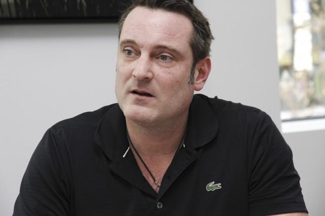 Pascal Bonin, maire de Granby... (Photo Archives la Voix de l'Est)