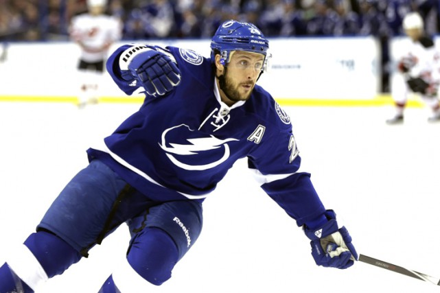 Ryan Callahan... (Photo: AP)