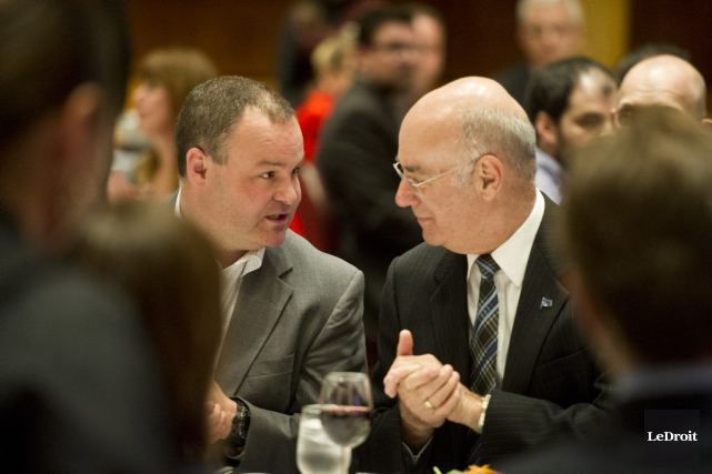 Le ministre de l'Économie, de l'Innovation et des... (Martin Roy, LeDroit)