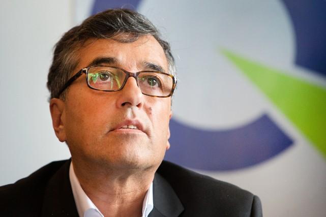 Pierre Céré a annoncé dimanche son retrait de... (PHOTO ROBERT SKINNER, LA PRESSE)