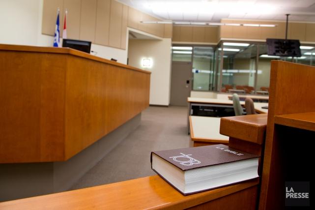 En septembre dernier, le juge James Brunton de... (PHOTO ALAIN ROBERGE, ARCHIVES LA PRESSE)