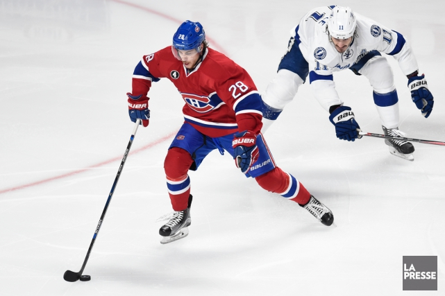 Nathan Beaulieu... (Photo Bernard Brault, La Presse)