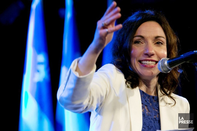 Martine Ouellet... (PHOTO OLIVIER JEAN, LA PRESSE)