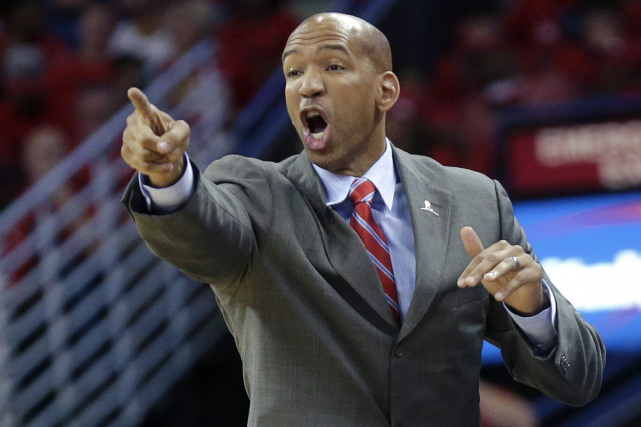 Monty Williams... (Photo Gerald Herbert, AP)