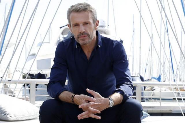 Lambert Wilson à Cannes.... (Photo: AFP)