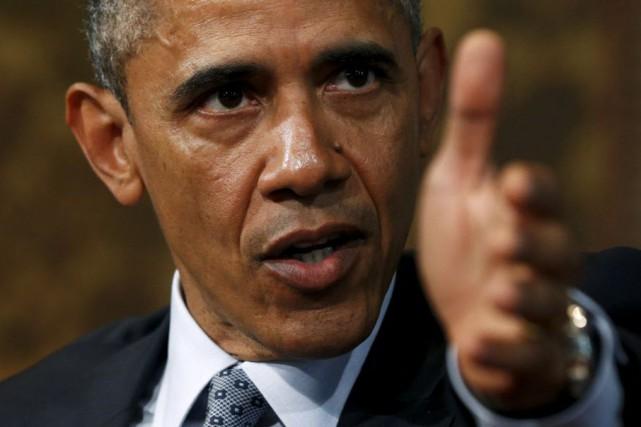 La résistance de son propre parti, combinée à... (Photo KEVIN LAMARQUE, Reuters)