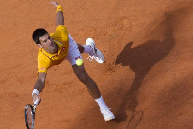 Novak Djokovic a amélioré sa séquence victorieuse à... (Photo: AP)