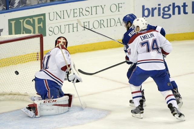Relisez le clavardage du sixième match de la série entre le Canadien et le... (Photo: AP)