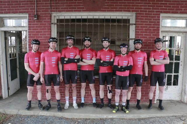 Collectif Parlee Cycles, c'est huit passionnés de vélo... (Collectif Parlee Cycles)