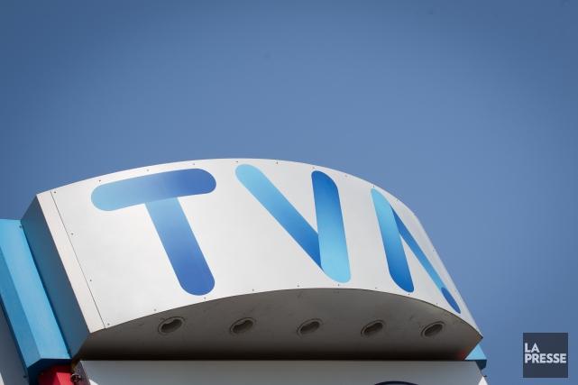 Les revenus de TVA ont toutefois bondi de... (PHOTO IVANOH DEMERS, ARCHIVES LA PRESSE)