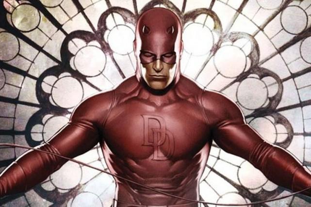 La télésérie Daredevil n'a rien à voir avec... (Photo: fournie par Marvel)