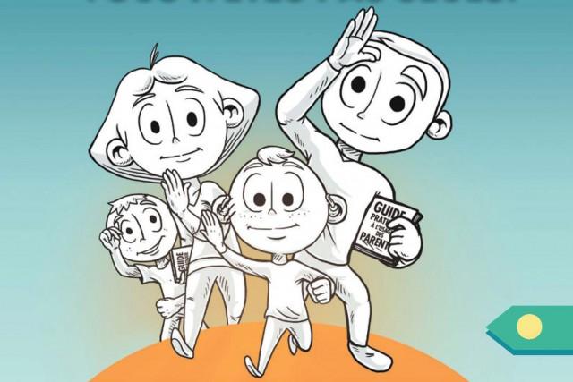 La couverture du livre Votre enfant a une... (PHOTO FOURNIE PAR LAFONDATION DES SOURDS DU QUÉBEC)