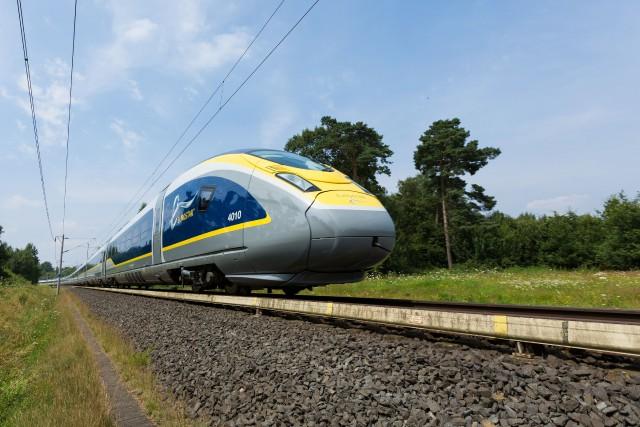 L'Eurostar offre une nouvelle liaison ferroviaire directe entre... (PHOTO EUROSTAR)