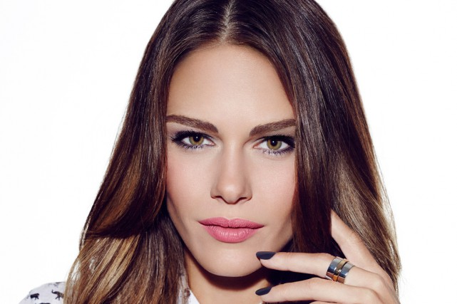 Maripier Morin... (Photo fournie par Revlon)