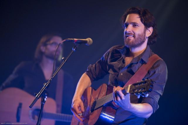 Même s'il a gagné des heures d'enregistrement en... (Photo: Jean-François Leblanc)