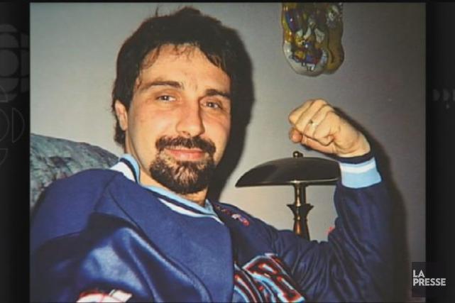 Victor Poirier, alors âgé de 37 ans... (Radio-Canada)