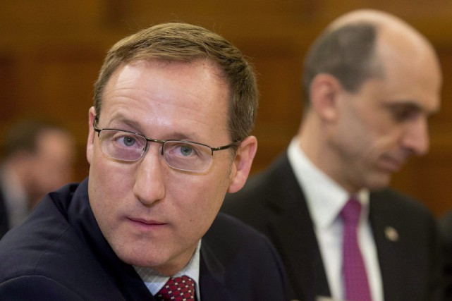 Le ministre fédéral de la Justice, Peter MacKay... (PHOTO ARCHIVES LA PRESSE CANADIENNE)