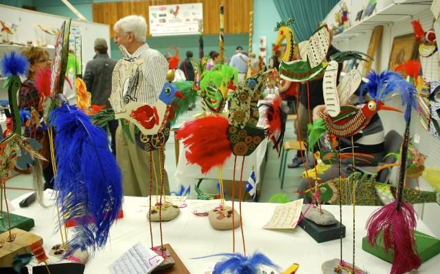 Le Festival de sculptures d'art populaire se tiendra... (COLLABORATION SPÉCIALE JOHANNE FOURNIER)