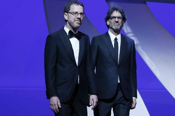 Ethan et Joel Coen... (Photo: AFP)