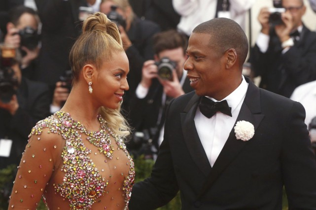 Beyoncé et Jay Z... (Photo: archives Reuters)